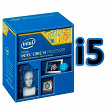 Micro Procesador Intel Core I5 4460 3.2 Ghz Pc Haswell 1150
