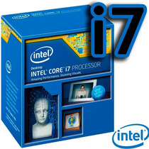 Micro Procesador Intel Core I7 4790k 4.40ghz Pc Haswell 1150