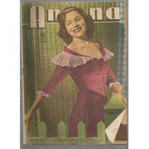 Antena / Nª 1025 / 1950 / Amelia Bence / Narciso Ibañez /