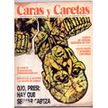 Revistas Caras Y Caretas. Cinco Números De Colección.
