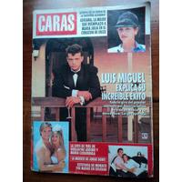 Revista Caras - Luis Miguel - Guillermo Andino - Francella