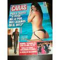 Caras 9/10/12 Paula Chaves Martina Stoessel Violetta