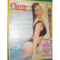 Revista Clarin 21/11/93 Florencia Peña Super Lolita Kennedy