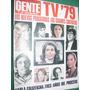 Revista Gente 714 Tv Graffigna Fabio Zerpa Plisetskaya Laing