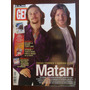 Revista Gente 1667 - Tapa Suar-torres (03-07-1997)