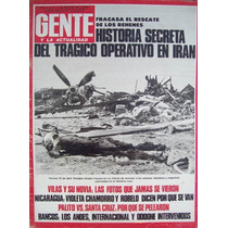 Revista Gente 771 Vilas Dali Palito Ortega Abel Santa Cruz