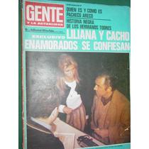 Revista Gente 266 Caldini Fontana Ciocca Lindor Covas Gatto