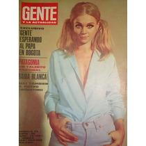 Revista Gente 161 Gabriela Mario Loza Bob Kennedy Patagonia