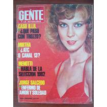 Gente 767 3/4/80 V Cresnik M Legrand C L Menotti J Salcedo