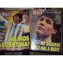 Lote De 2 Revistas Gente Tinelli En Tapa