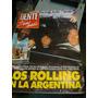 Revista Gente 1542 Rolling Stones En Argentina Jagger