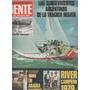 Revista Gente 1979- Futbol-river Campeon-del Boca- Spinetta