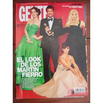 Gente 2392 24/5/11 Martin Fierro Tinelli S Gimenez