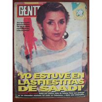 Gente 1370 24/10/91 A Gonzalez Z Yoma Saadi A Senna