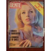 Gente 197 1/5/69 M Larreta Muerte Barrientos Gaule Pichuco