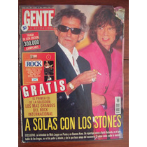 Gente 1706 2/4/98 Rolling Stones En Argentina J Cruciani