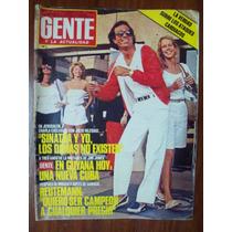 Gente 843 17/9/81 Sinatra J Iglesias Reutemann Cuba