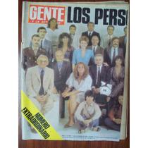 Gente 908 16/12/82 Menotti Menendez L Caldini R Del Campo