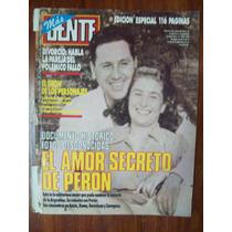 Gente 1115 4/12/86 Peron G Del Fiori M Casan P Villanueva