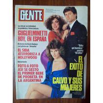 Gente 1047 15/8/85 Guglielminetti C Calvo M Ballesteros