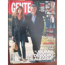 Gente 2336 27/4/10 M Macri A Gonzalez M Legrand Goldie