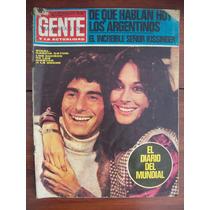 Gente 6/6/1974 Biral C Garcia Satur Kissinger J Lavelli