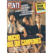 Revista Gente 1303 Mundial De Futbol Italia 1990 Maradona