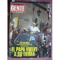 M. Lainez Juan Pablo Argentina 3 Escocia 1 En Gente 1979