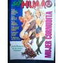 Revista Sex Humor Nº 163 Junio 1991 Elizabeth Vernaci