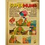 Revista Super Humor N 2 Enrique Breccia Tabare En La Plata