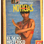 Revista Noticias 1992 Alfredo Alcon Adriana Salonia Sabatini