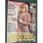 Revista Pronto 480 Zulma Faiad Vicentico Sabina Charly Garci