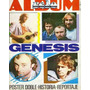 Revista Canciones Musica Genesis Phil Collins Pelo Poster