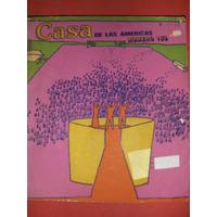 Cuba Revista Casa Américas Celso Furtado Darcy Ribeiro 1986
