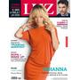 Revista Luz 368 Rihanna Leonardo Sbaraglia Paula Reca Gourme