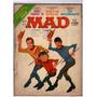 Revista Mad - N°40- Año 1980