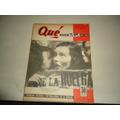 Revista Qué Sucedio En 7 Dias, Nº 11, Año 1946