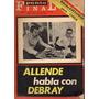 Revista Punto Final 126 Marzo 1971 Allende Habla Con Debray