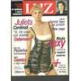 Revista Luz 2005 Julieta Cardinali Orlando Bloom Simpson Jes