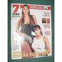 Revista 7 Dias 89 Claudia Fernandez Ximena Capristo Santaola