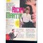 Revista Genios 2001 Ricky Martin Nuevo Disco Sound Loaded