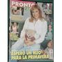 Revista Pronto 399 Carmen Vallejo David Bisbal Ricky Martin
