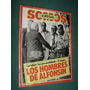 Revista Somos 373 -11/11/83- Radicales Hombres Raul Alfonsin