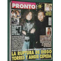 Revista Pronto 361 Epumer Viuda Daniela Herrero Ricky Martin