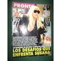 Revista Pronto 713 Ricky Martin Susana Gimenez Silvina Luna
