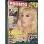 Revista Pronto Nro 1 Susana Gimenez Mirtha Legrand Balli