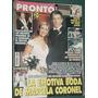 Revista Pronto 356 Soledad Silveyra Carmen Barbieri Kirchner