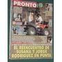Revista Pronto 380 Cristian Castro Clint Eastwood Panam