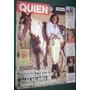 Revista Quien 64 Ingrid Grudke Victor Sueyro Bahiano Viale