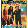 Revista Movida Tropical 1998 Grupo Red Green Montana Rafaga